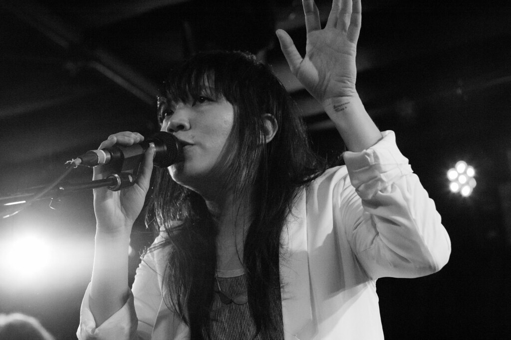 Thao and The Get Down Stay Down at The Ready Room