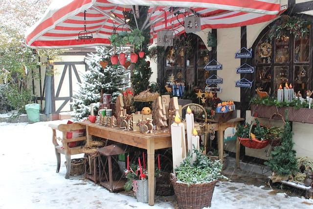 Weihnachtsmarkt in Nünberg I