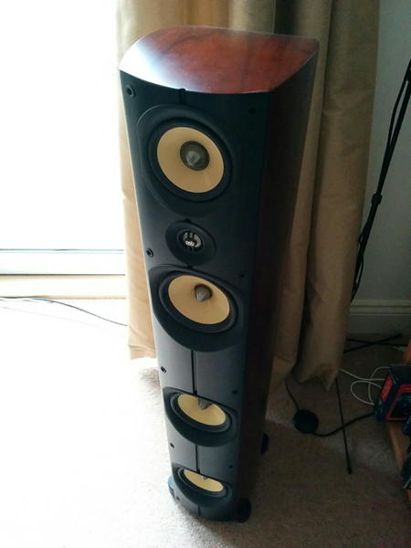 For Sale Psb Imagine T2 Loudspeakers Walnut