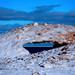 Gitche-Gumee-Wisconsin-Point-Logan-14-snow-hole-16x20
