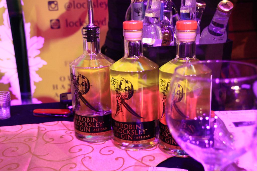 Shffield Gin - Locksley