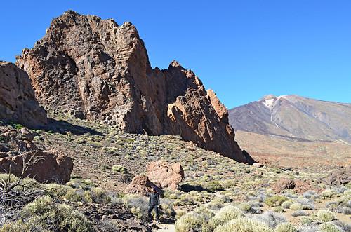 Roques de Garcia, Mount Teide, Tenerife