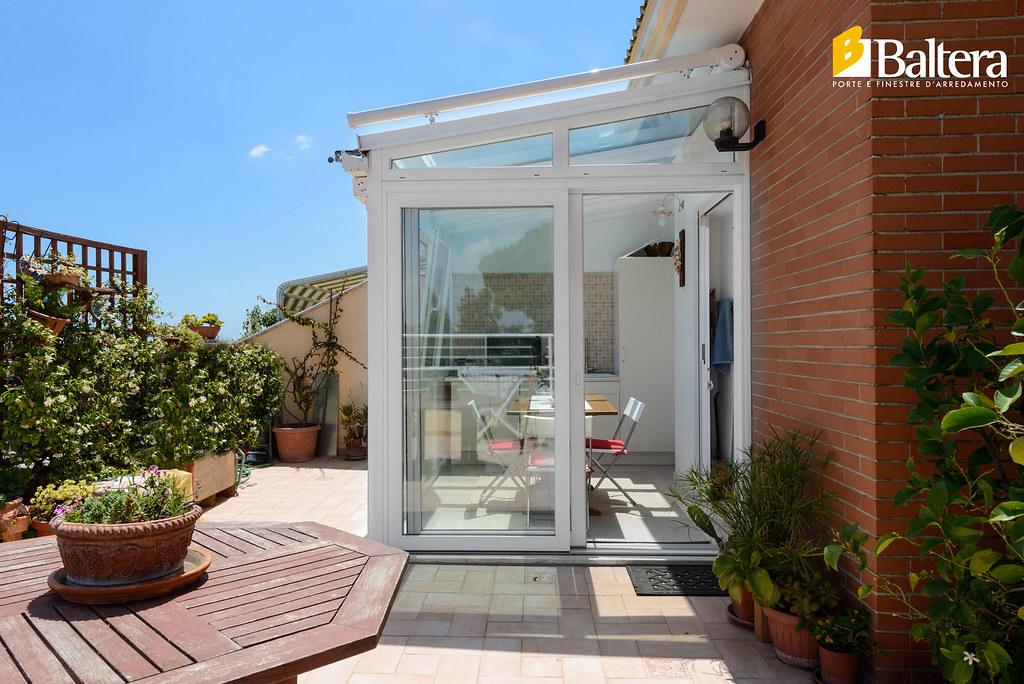 Serra bioclimatica lato baltera porte e finestre flickr - Baltera srl unipersonale porte e finestre ...