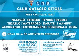 CLUB NATACIÓ SITGES