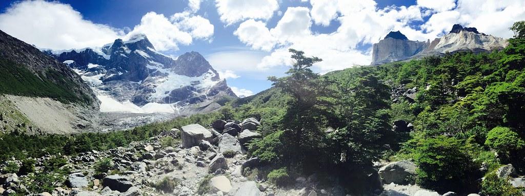 Trekking Torres del Paine — Chile