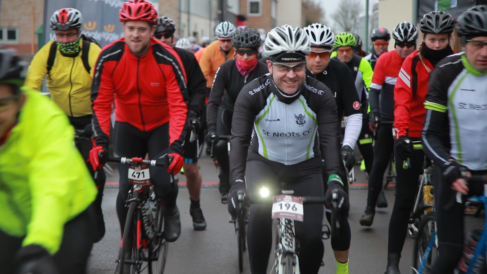 Wiggle No Excuses Sportive 2016 Photos