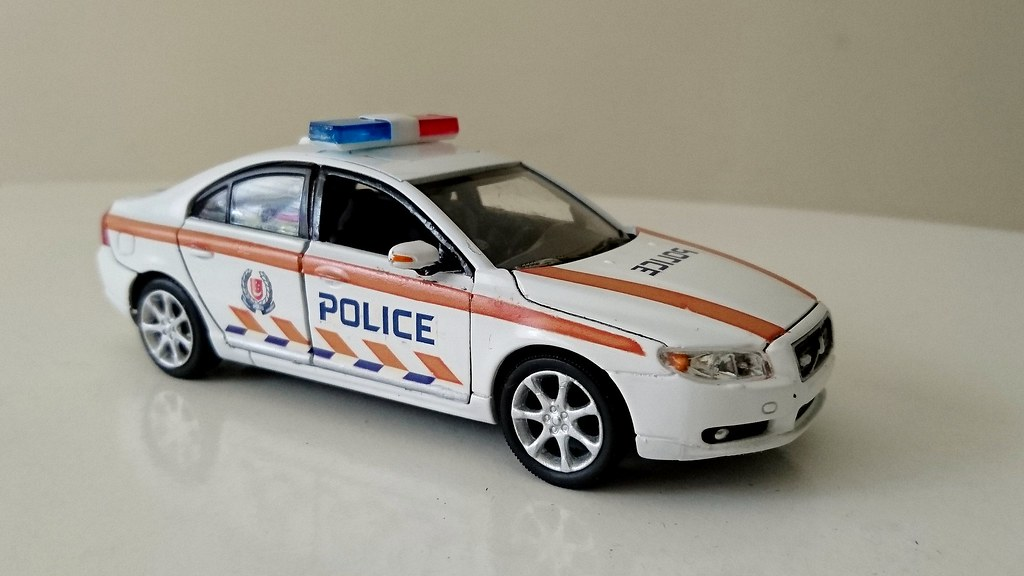 2016 Volvo S80 >> Volvo S80 1:32 Singapore Police Force Traffic Police Divis… | Flickr