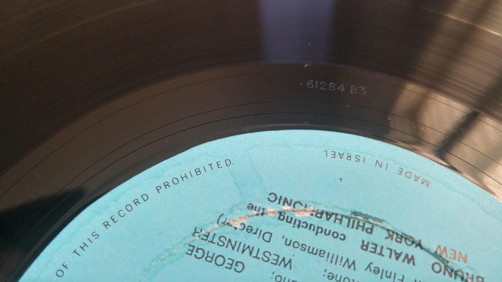 בלתי רגיל ניקוי תקליטים - מה קורה שם באמת JR-61