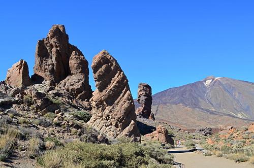 Roques de Garcia, Teide National Park