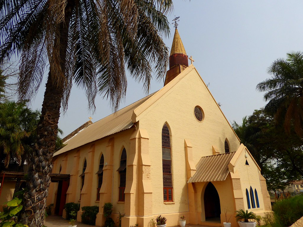 Image result for church banjul