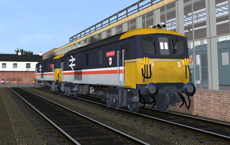 British Trainz • View topic - Class 73 project