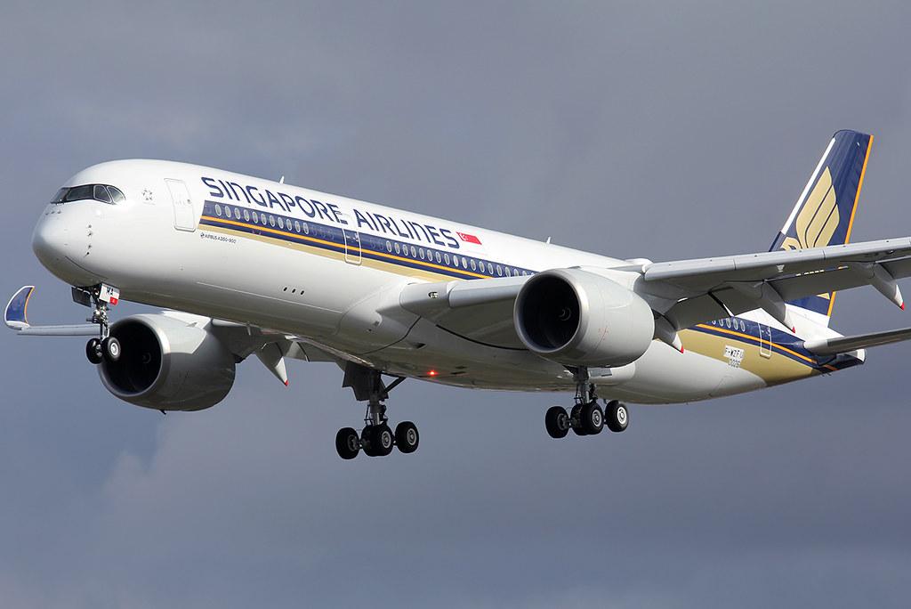 Airbus A359 Singapore Airlines | F-WZFU/9V-SMA c/n026 TLS ...