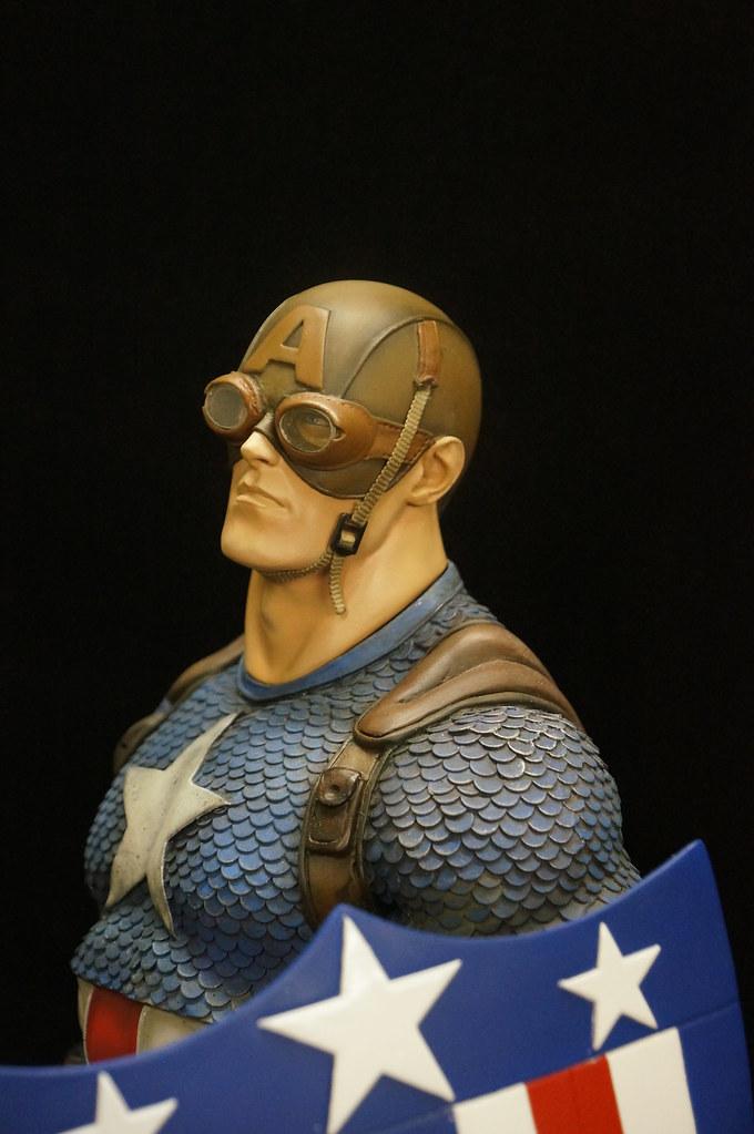 Custom Captain America Premium Format  25025081065_7f8106e8e5_b