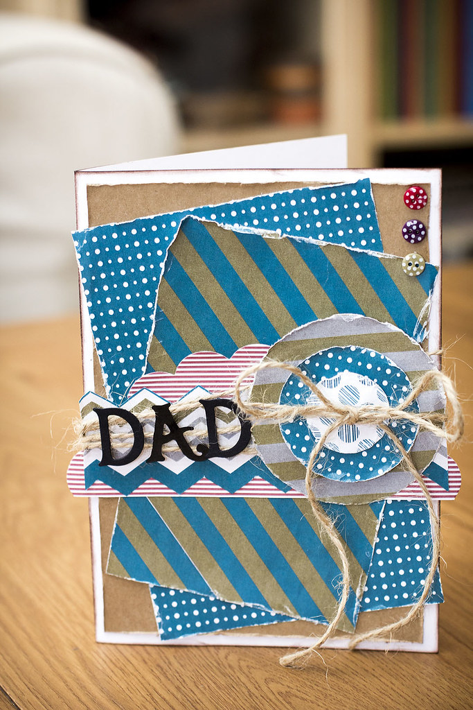 Capsule Collection Dad Card by StickerKitten