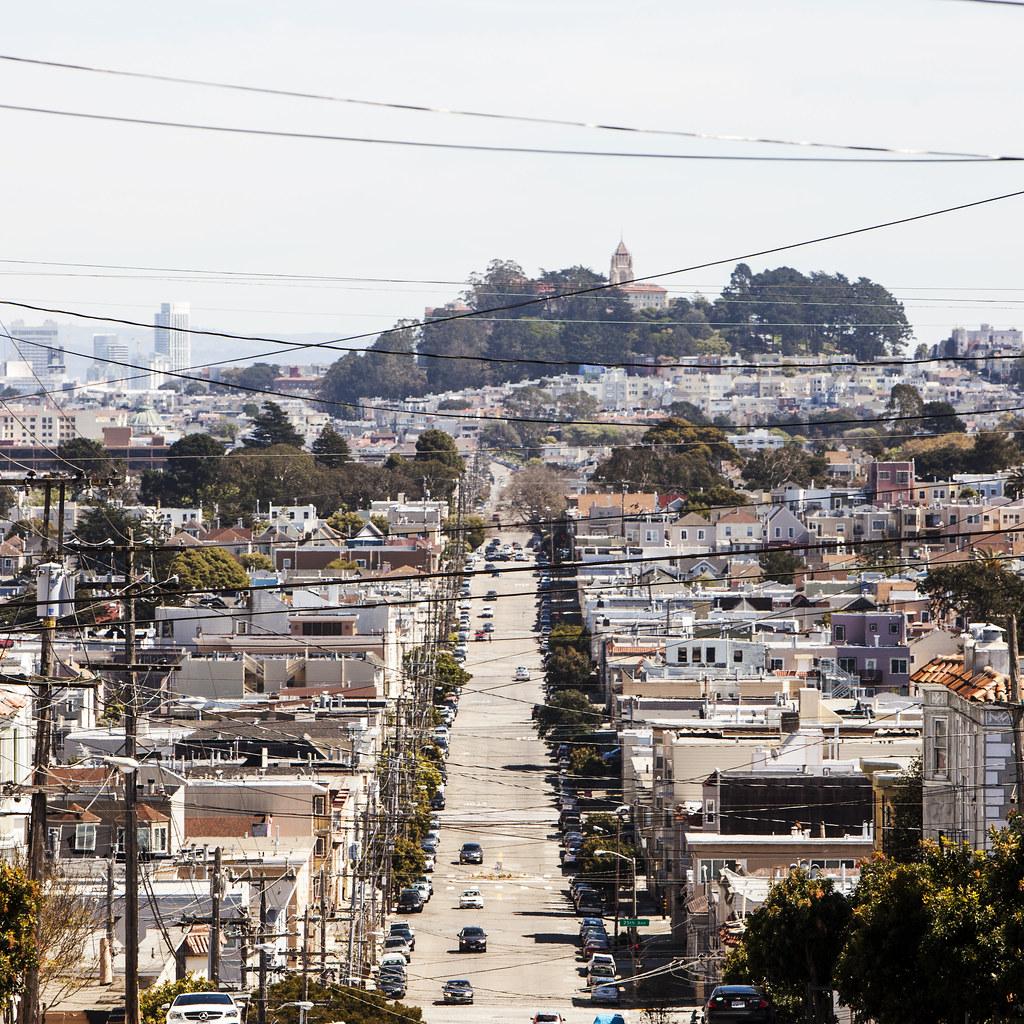 anza Richmond District San Francisco