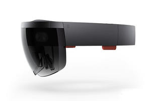 Microsoft Hololens smart glasses