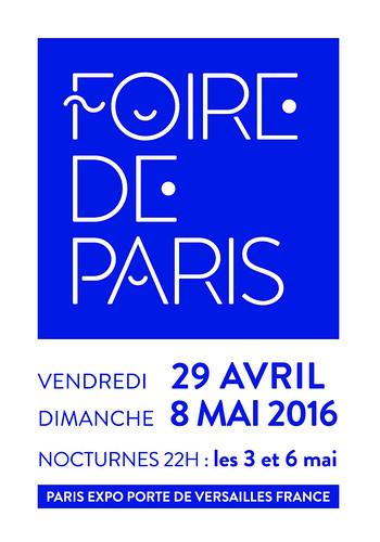 foire de paris 2016 avril