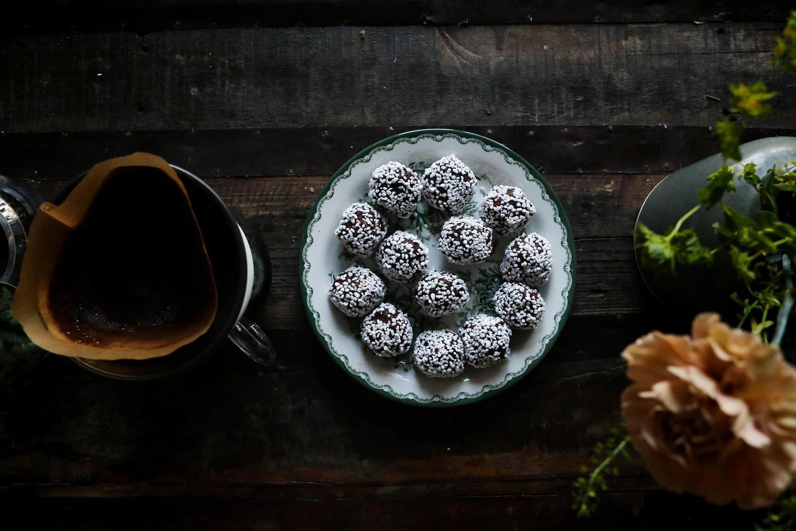 chokladbollar silverranka slow coffee artilleriet