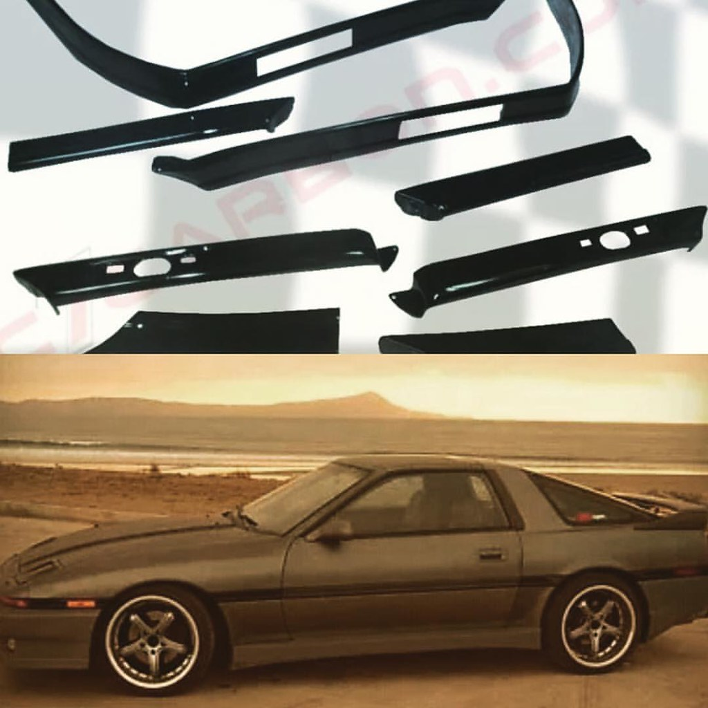 did you know we sell 1986 1992 toyota supra mk3 ma70 exter flickr