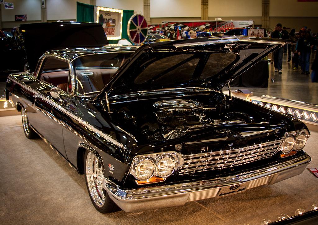 World Of Wheels Custom Car Show 1 9 16 Chattanooga