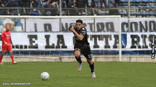 Martina Franca-Catania 1-0: Ripartire si può$