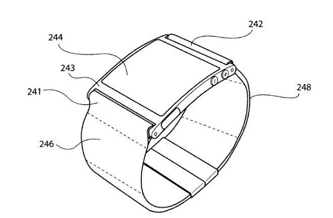Nokia also did wearable, or using the Android platform