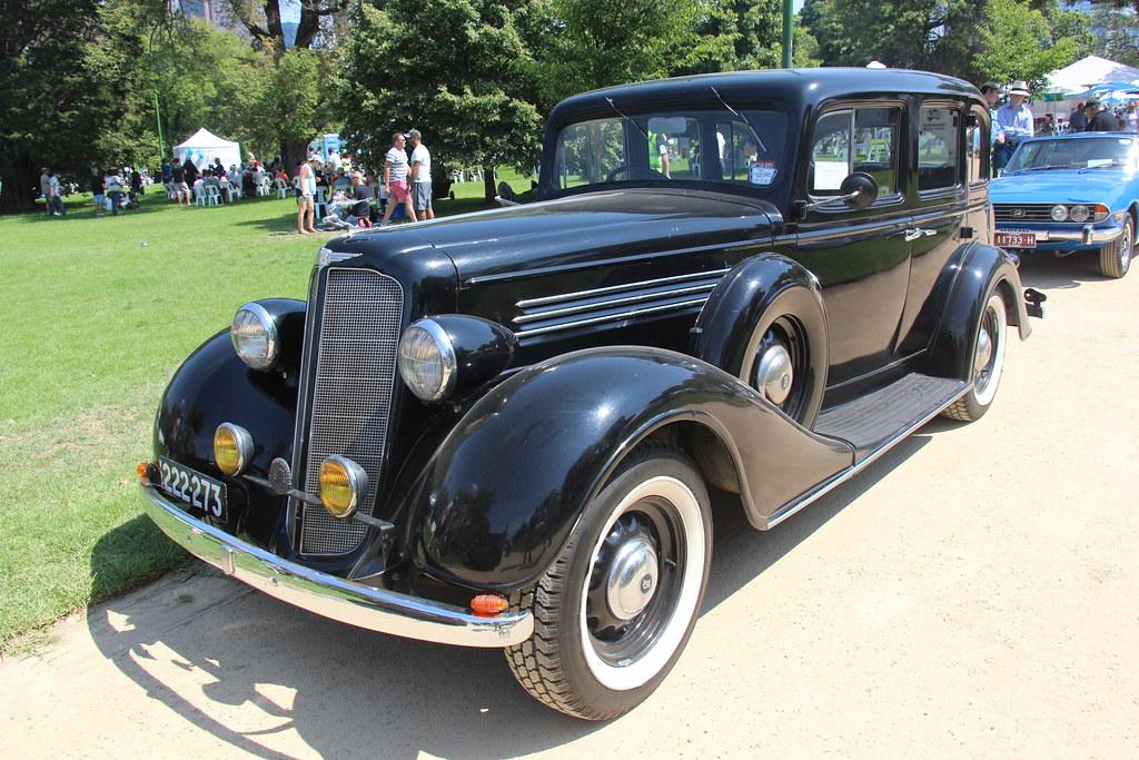 1935 Buick Series 40 Sedan   Buick was General Motors ...