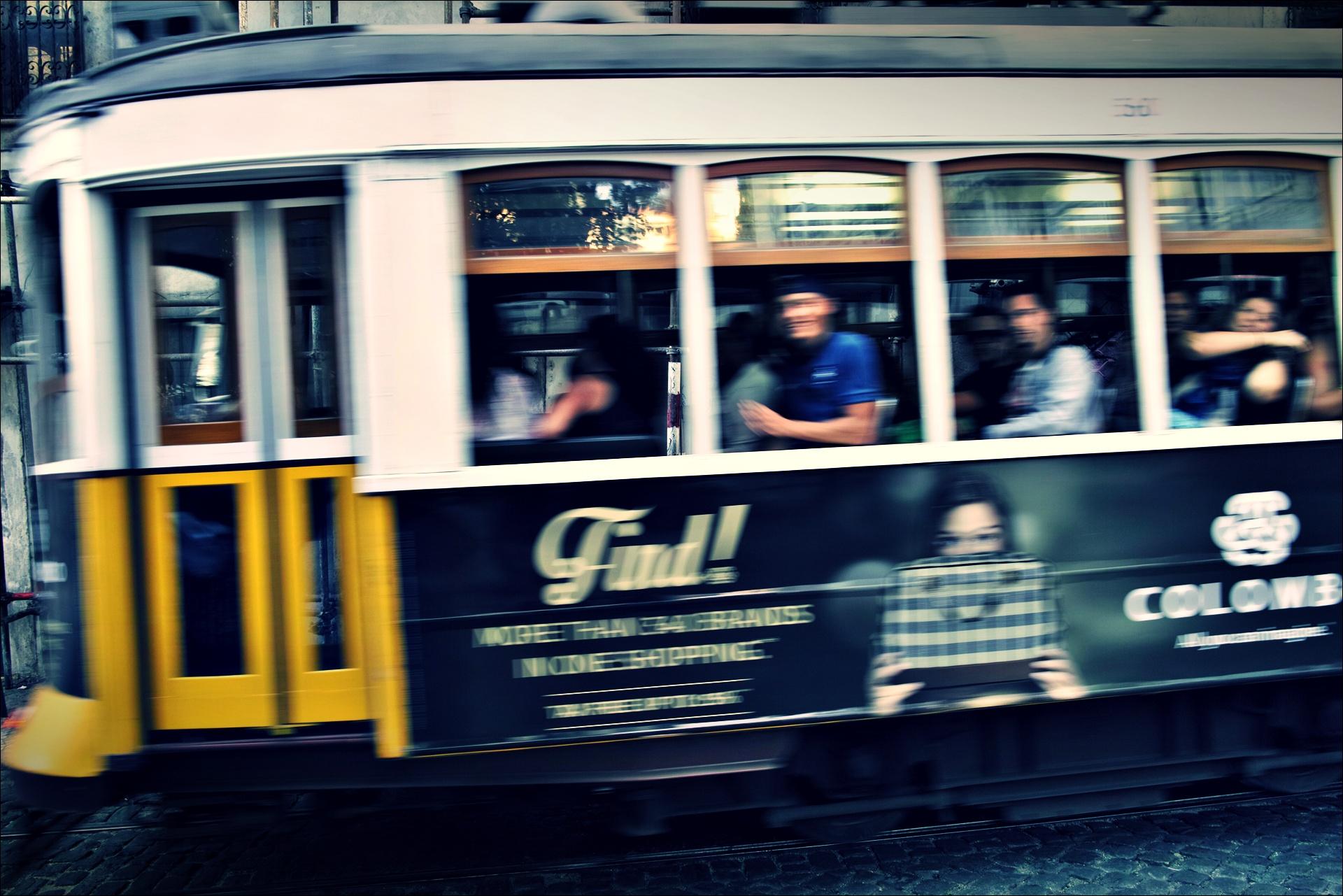 트램-'리스본 Lisbon'