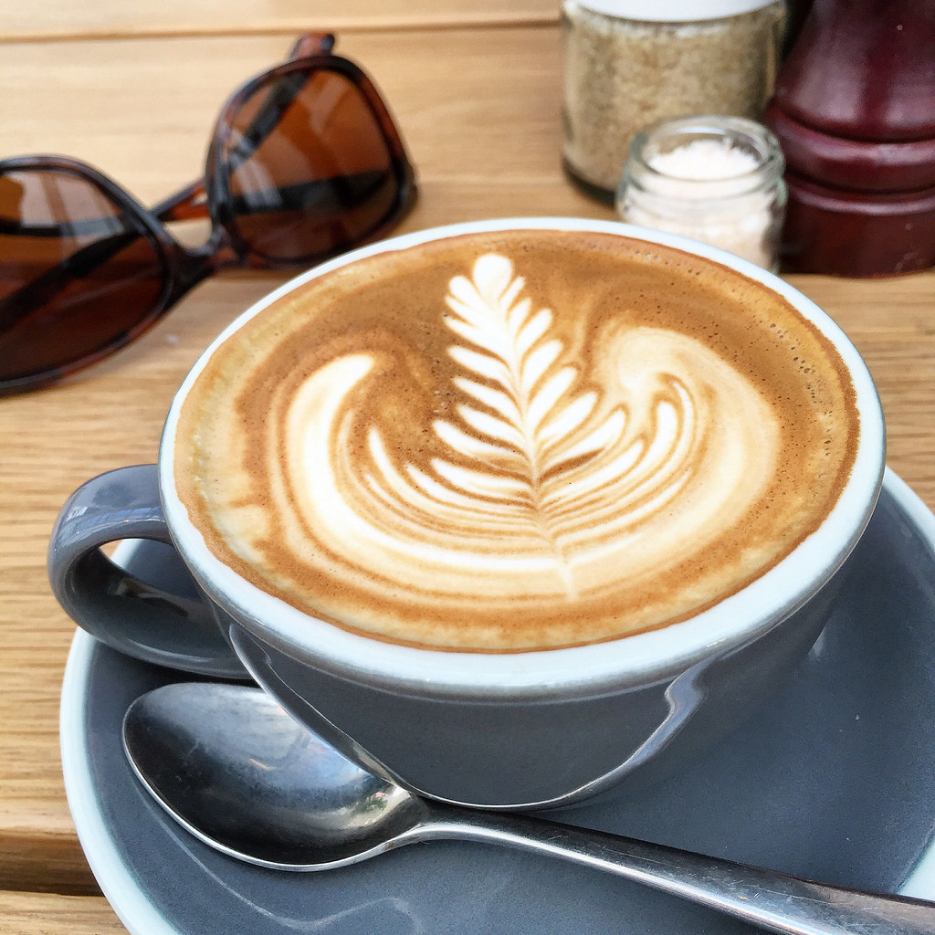 Flat white coffee time at Mr Mister in Windsor #coffee #fl…   Flickr
