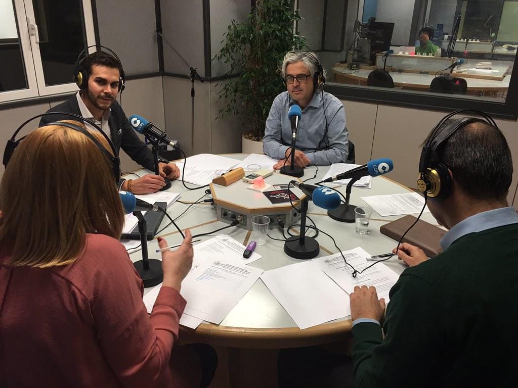 Thumbnail for Hablando de la reforma de las leyes Hipotecaria y Catastro Inmobiliario en el 92.6FM de COPE Valencia