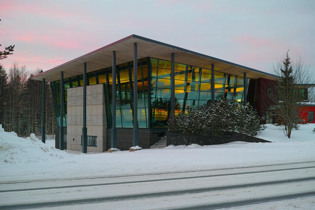 Sonkajärven kirjasto