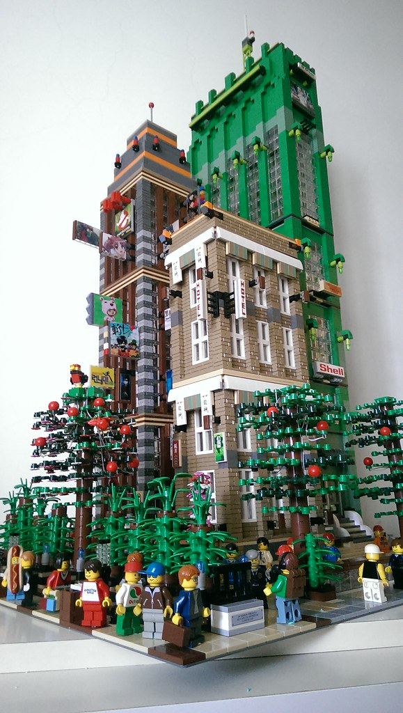 Buildings Lego Story