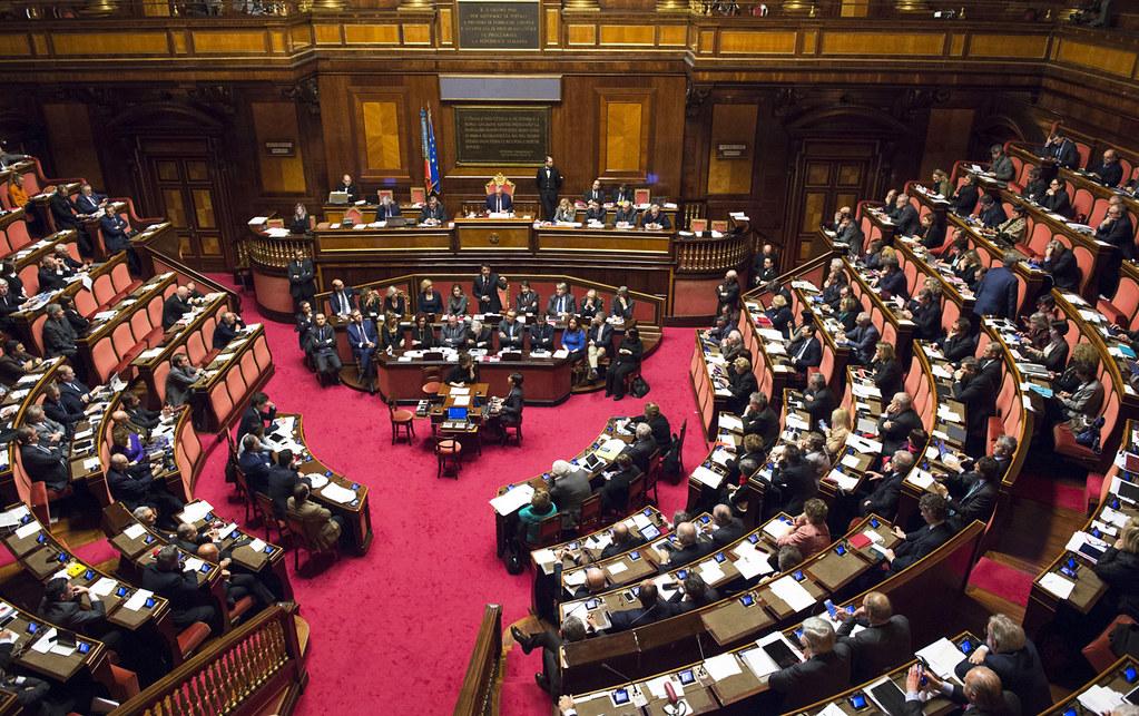 Renzi al senato senato della repubblica 27 gennaio 2016 for Senato repubblica
