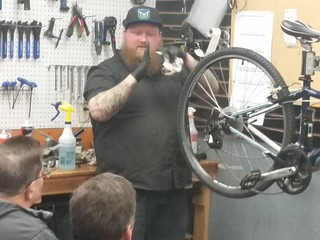 Pedal Power CT Full Repair Clinic