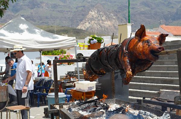 Local BBQ, Tunte, Gran Canaria