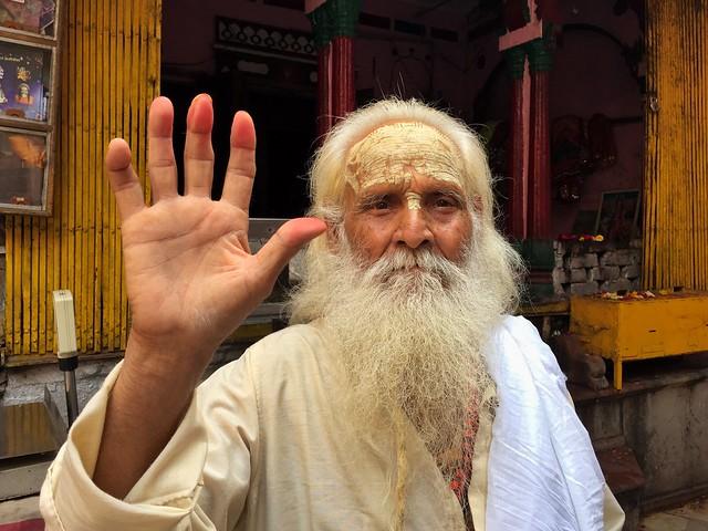 Brahmán de Mathura