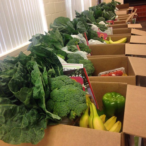 FoodShare boxes