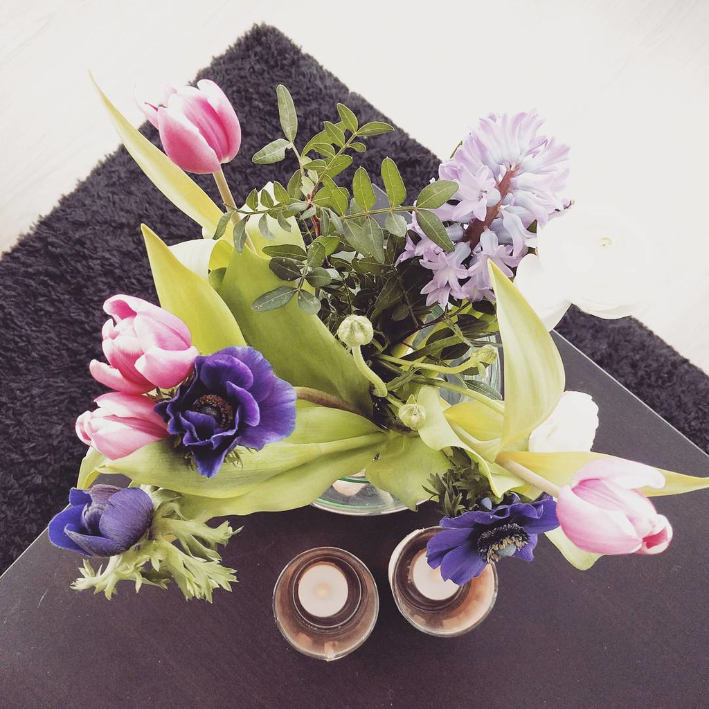 Beautiful Flower Thank You: Thank You For The Beautiful Flowers Dear Geanne! #flowers