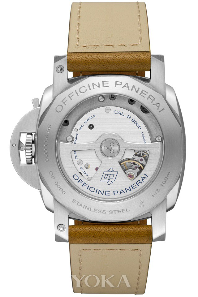HIV Panerai LUMINOR 1950 SEALAND of the day 3 DAYS AUTOMATIC ACCIAIO  3rd power reserve 44 mm automatic steel watch