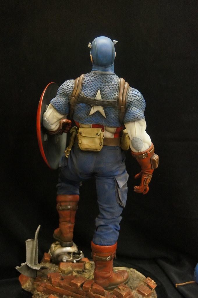 Custom Captain America Premium Format  25534606865_d058e32f4a_b