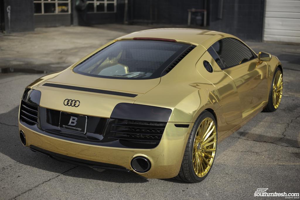 Audi Of Atlanta >> Dennis Schroeder's Audi R8   Butler Tire modified Dennis ...