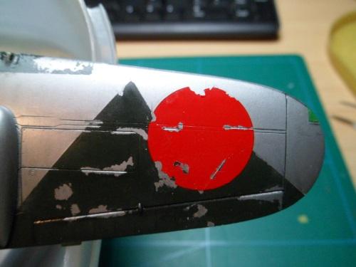Pas-à-pas : Mitsubishi J2M3 modele 21 Raiden Jack [Tamiya 1/48] 25766860655_0face90622_o