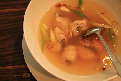 Sup Ikan Ketarap