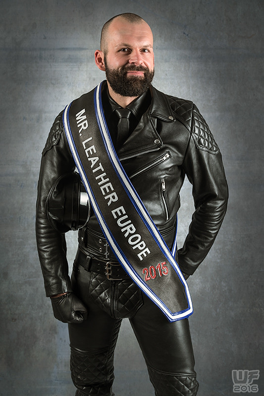 Mr Leather Europe 2015 Thorsten  My Website Www -6368