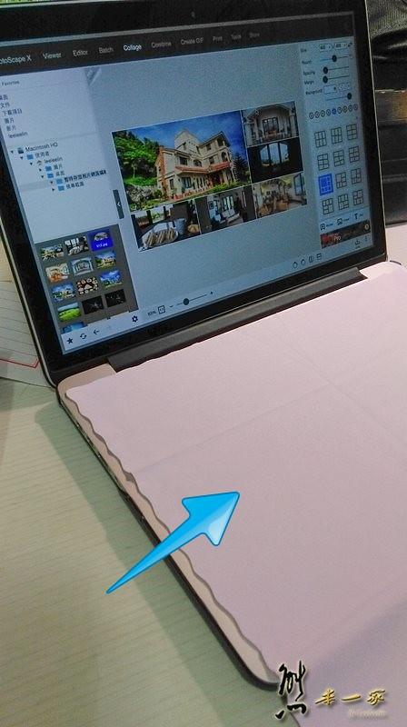 MacBook Retina螢幕掉漆|MBPR 13抗反光塗層鍍膜剝落