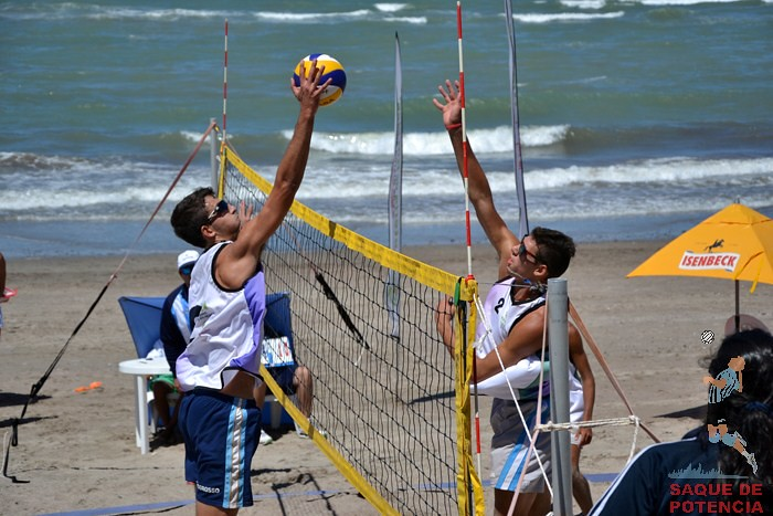 Beach Volley en Las Grutas