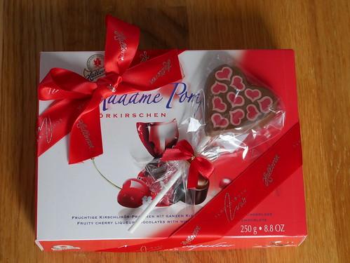 Alles Gute zum Valentinstag!