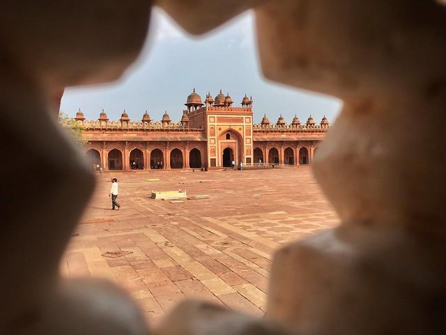 Mezquita de Fatehpur Sikri (India)
