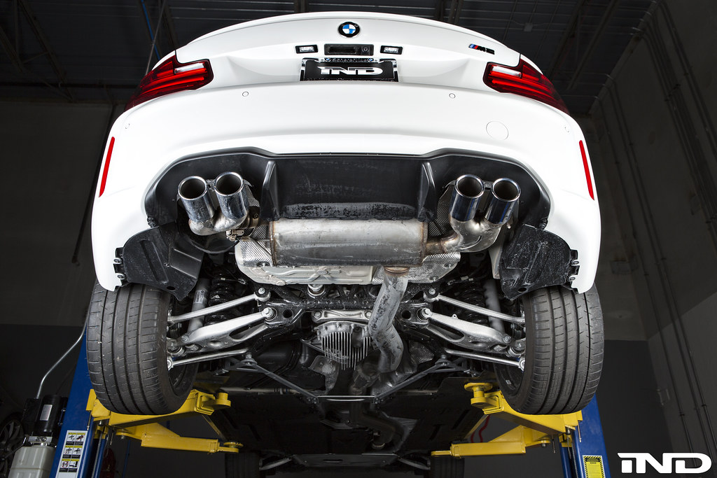 BMW M2 Release Date >> IND | F87 M2 BMW M Performance Rear Diffuser DIY