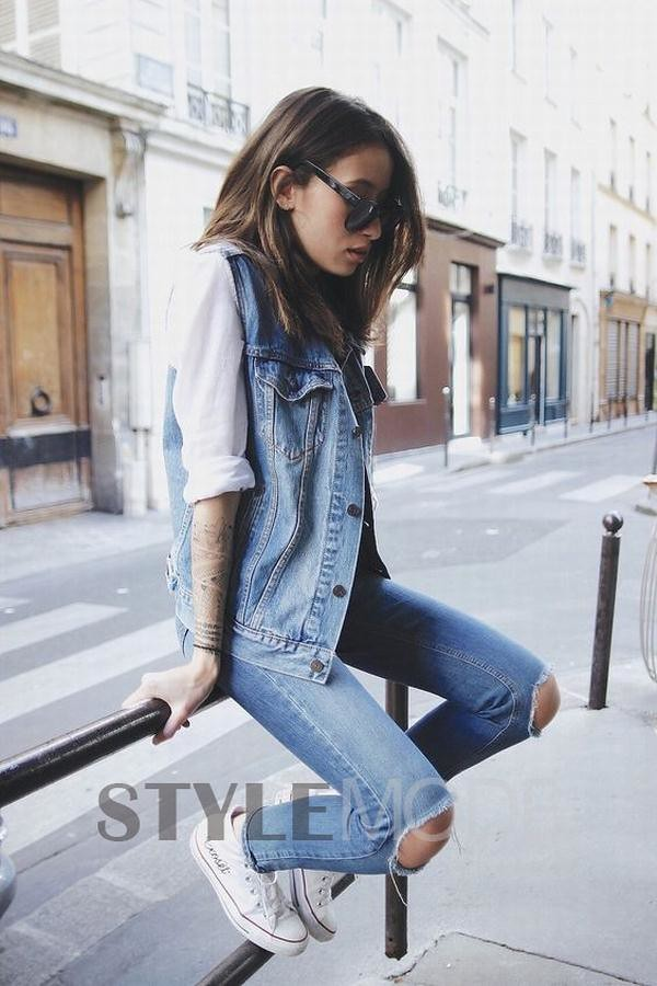 Jeans is fashionable all over how popular denim item selected